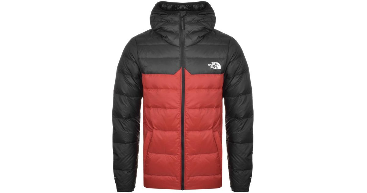 Lyst - The North Face West Peak Down Jacket Red in Red for Men a76081271