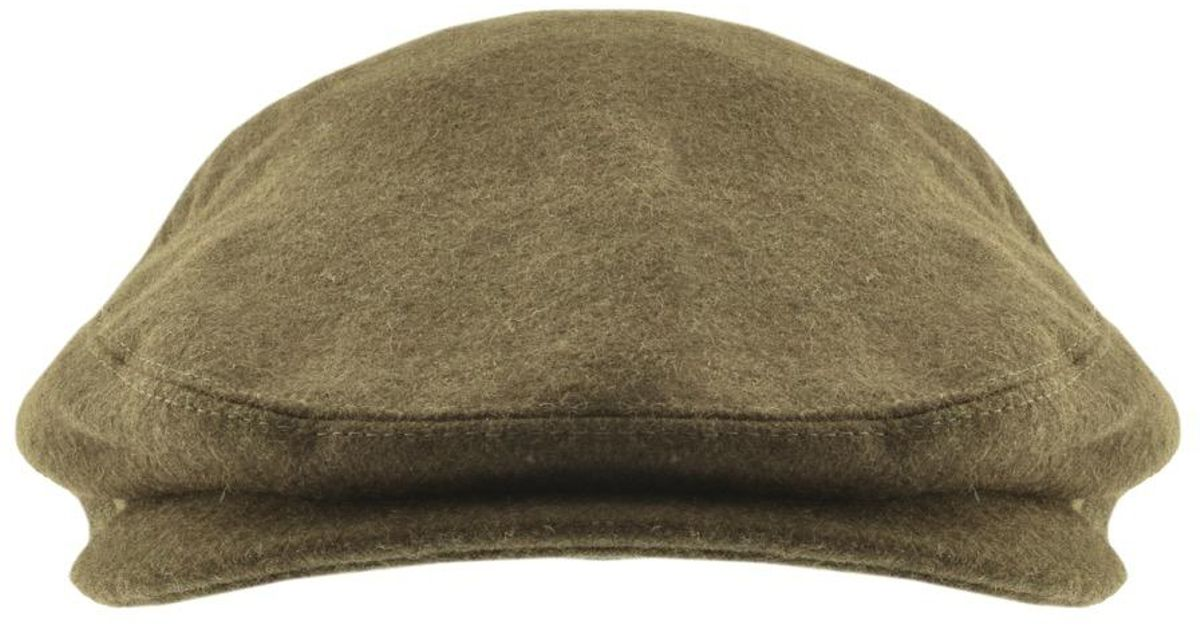 Barbour Redshore Flat Cap Green in Green for Men - Lyst 483bae07c7d8