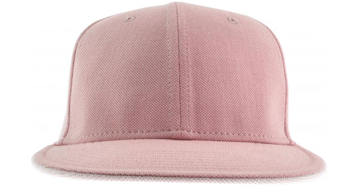 b81840961a0 Lacoste L!ive Baseball Cap Pink in Pink for Men - Lyst