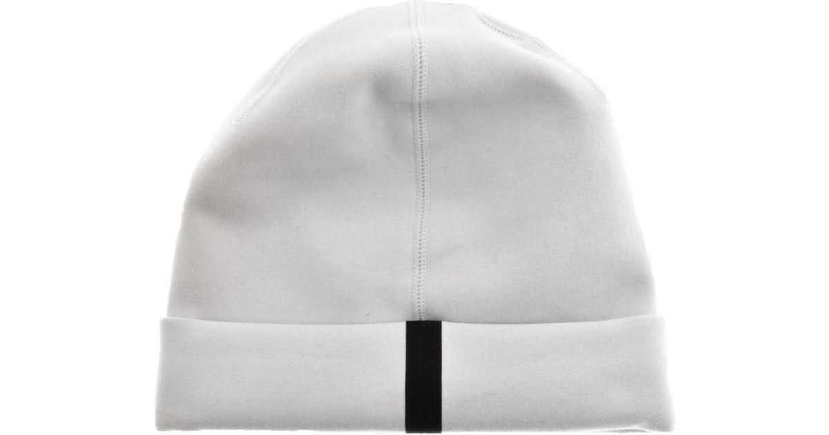 Lyst - Nike Logo Tech Beanie Hat Grey in Gray for Men 6ccb8444622