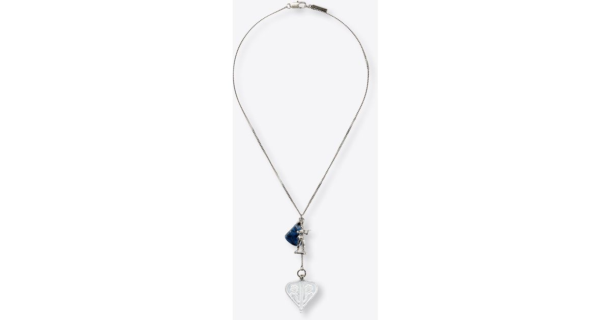 ring pendant necklace - Metallic Maison Martin Margiela H5HIu2RDL