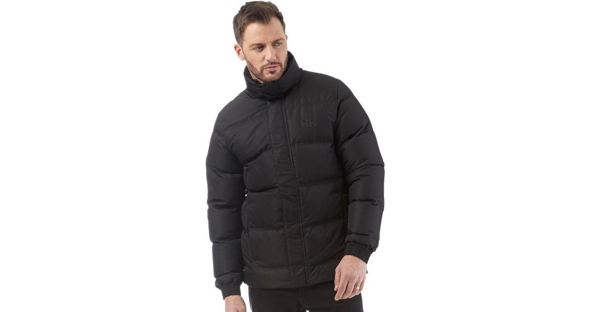 a06b9146030 Helly Hansen Dubliner Down Jacket Black in Black for Men - Lyst