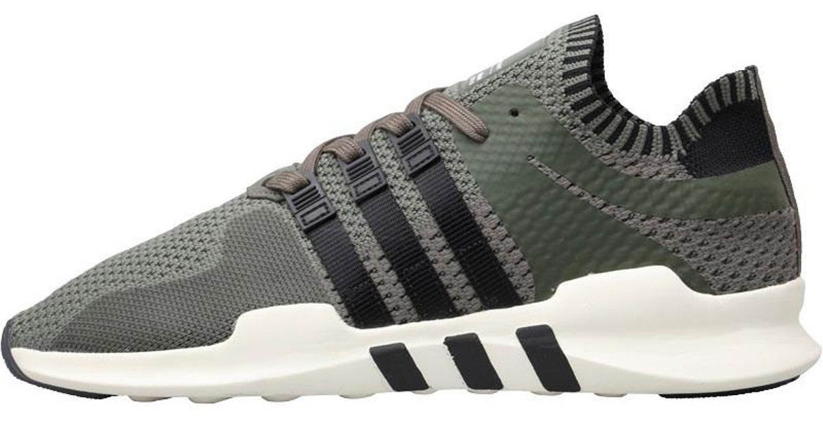 adidas Originals Eqt Support Adv Primeknit Trainers St Major core Black branch  in Black for Men - Lyst 8ee8fc3e9
