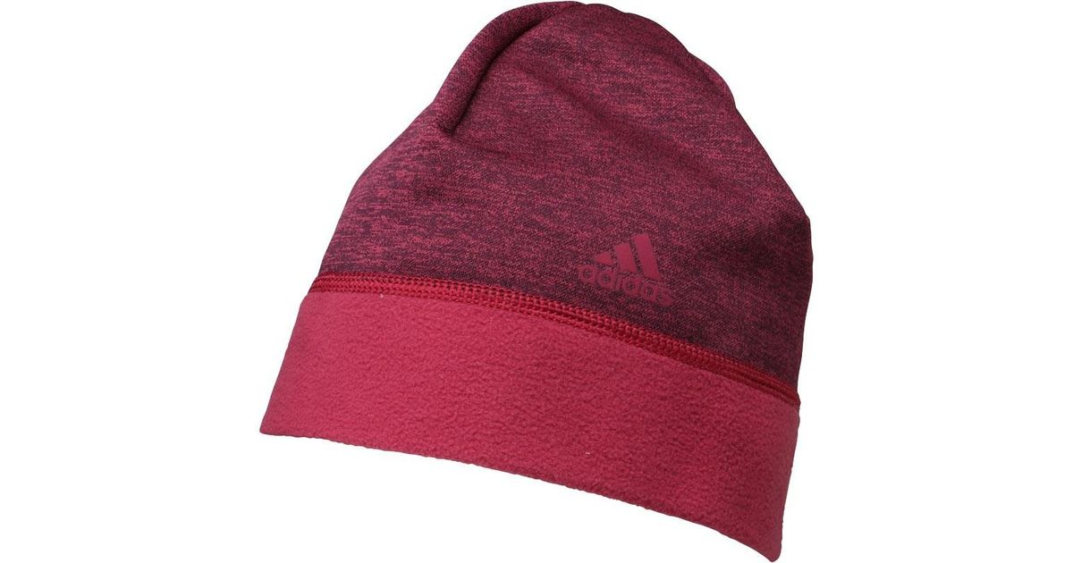 8fac47a483a adidas Climawarm Beanie Red mystery Ruby mystery Ruby in Red for Men - Lyst