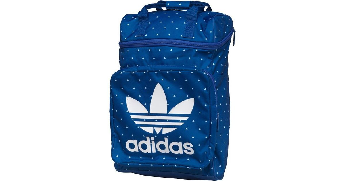 066993c76ee5 adidas Originals Pharrell Williams Hu Backpack Bold Blue in Blue - Lyst