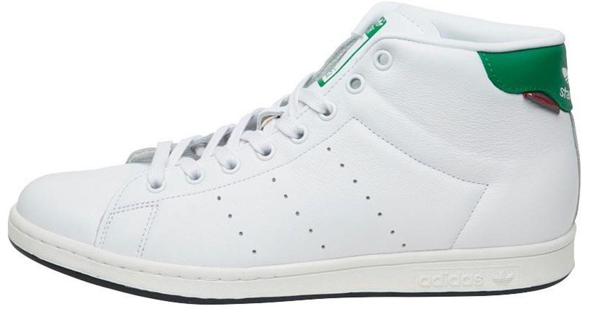 50701e1dafb6e5 adidas Originals Stan Winterized Primaloft Trainers Footwear White footwear  White green in White for Men - Lyst
