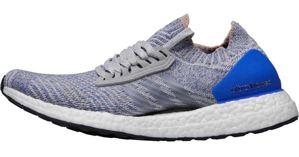 77240a9ea03c adidas Ultraboost X Neutral Running Shoes Grey Two grey Two hi-res Blue in  Gray - Lyst