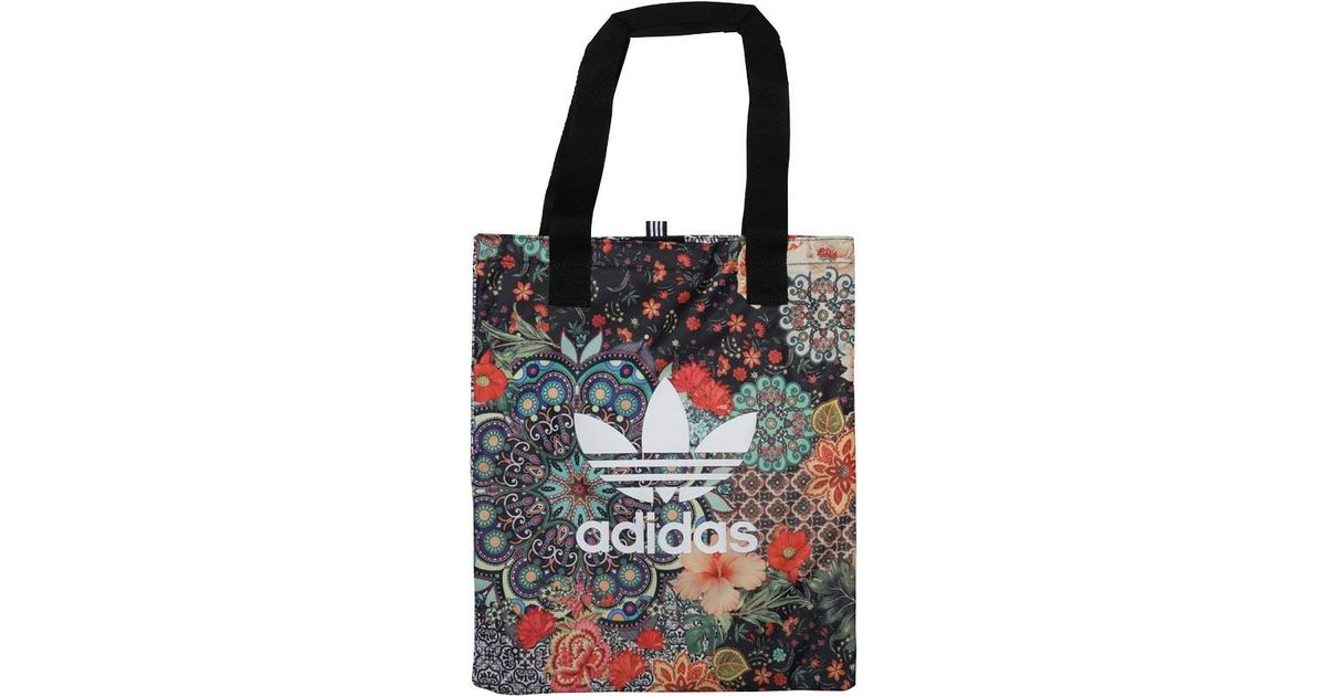 100% authentic 82e44 ac312 adidas Originals X The Farm Company Jardim Agharta Shopper Bag Multicolour  - Lyst