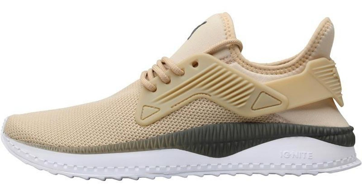 e455adf4a543bf PUMA Tsugi Cage Summer Trainers Pebble in Natural for Men - Lyst