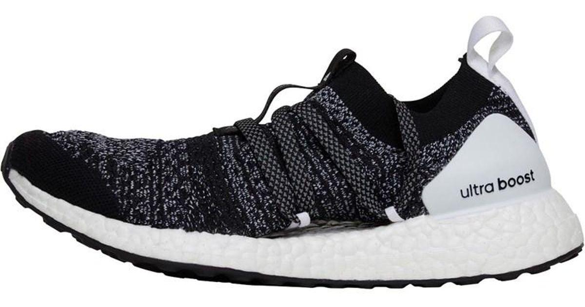 58aa11901e575 adidas X Stella Mccartney Ultraboost X Neutral Running Shoes Black White black  White cloud White in Black - Lyst