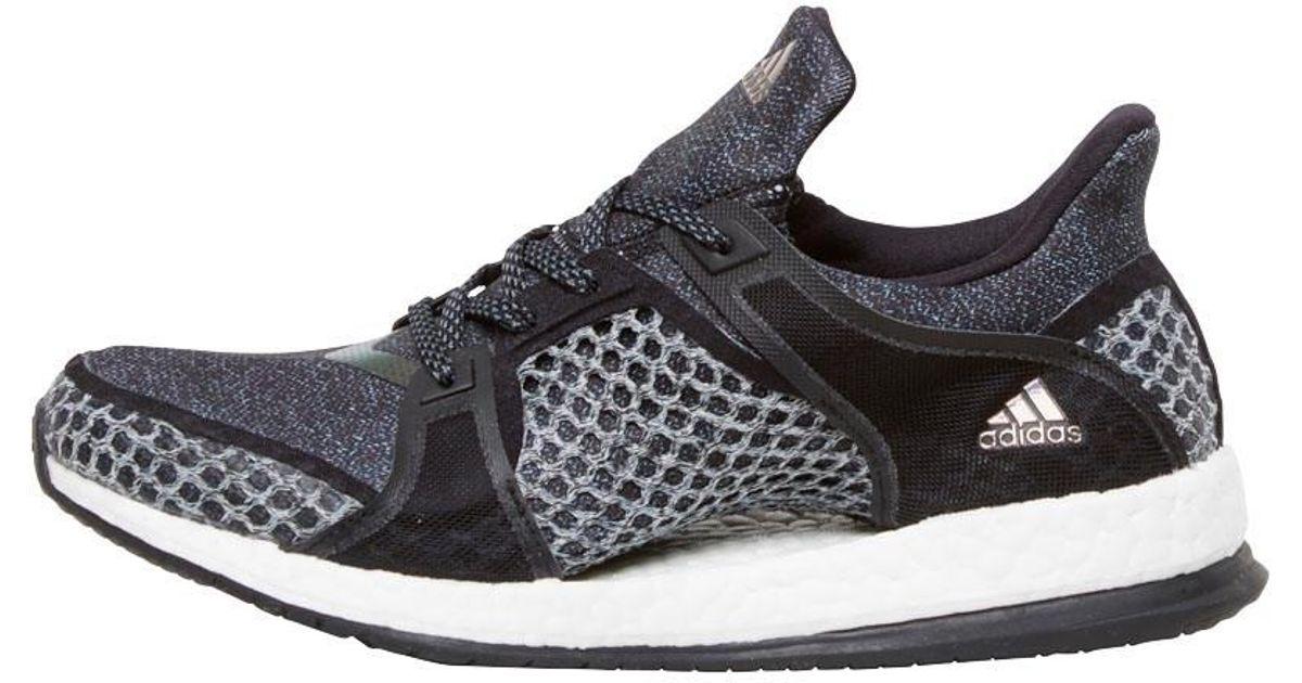 9bdb18adb0b9c adidas Pureboost X Tr Training Shoes Core Black core Black vapour Blue in  Black - Lyst