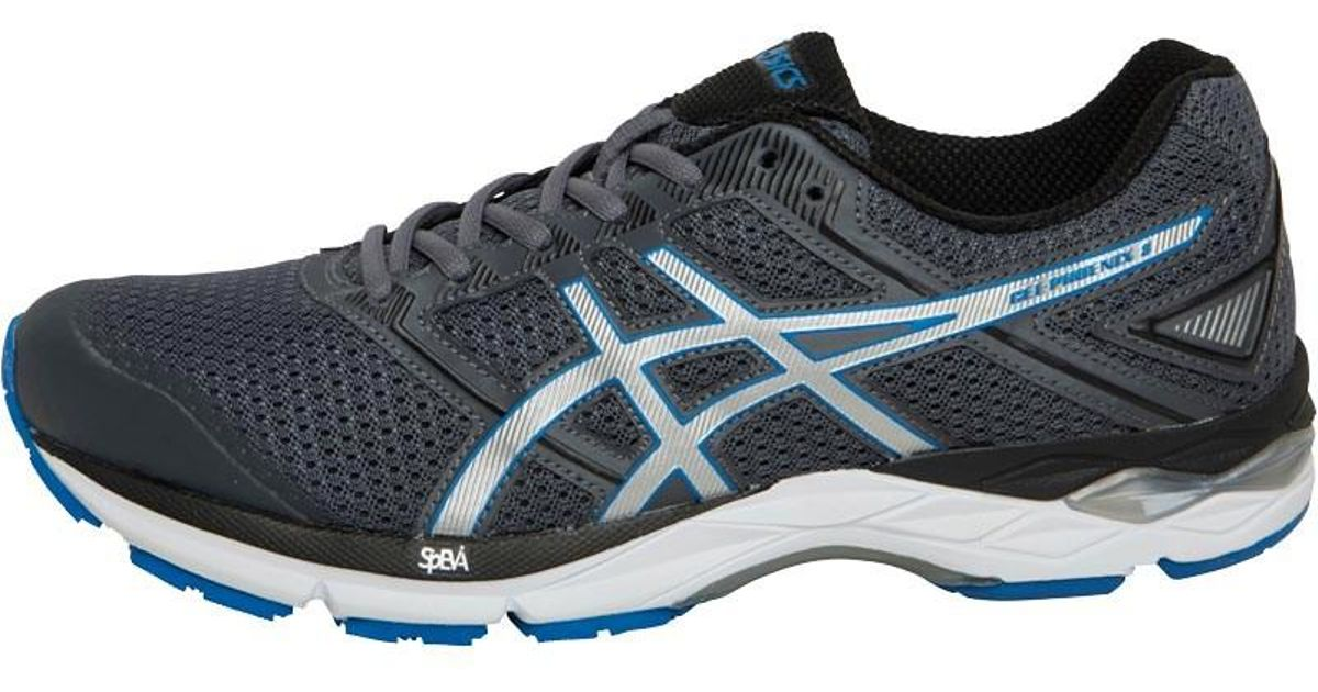 f9233587cd79a Asics Gel Phoenix 8 Stability Running Shoes Carbon/directoire Blue/silver  in Blue for Men - Lyst