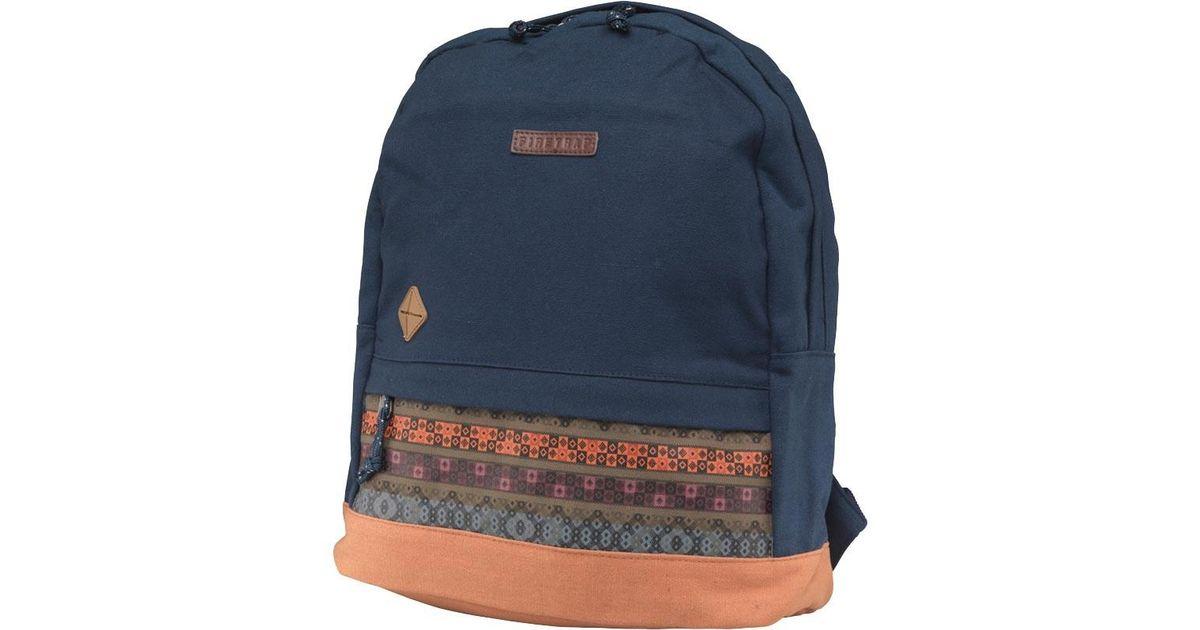 4555442e8d Firetrap Aztec Sack Multi in Blue for Men - Lyst