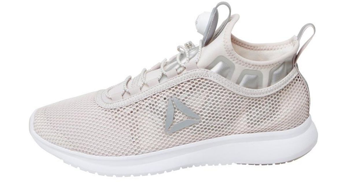 94c4915bbb3e Reebok Pump Plus Neutral Running Shoes Lilac Ash white silver in White -  Lyst