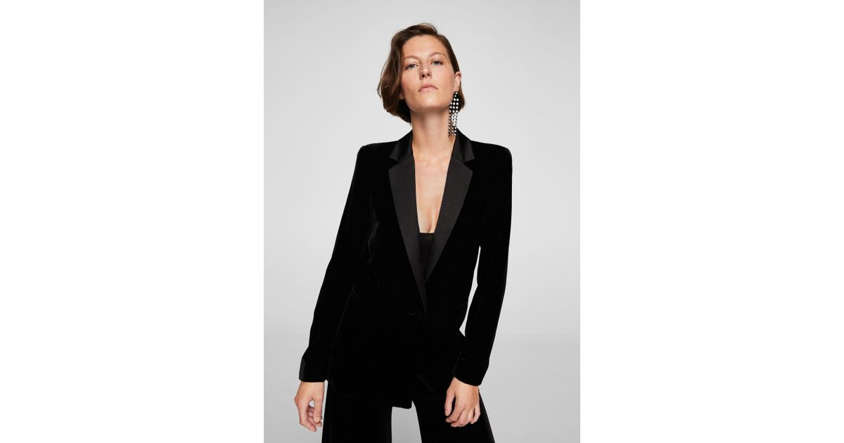 Mango Black Blazer Clothing, Shoes & Accessories