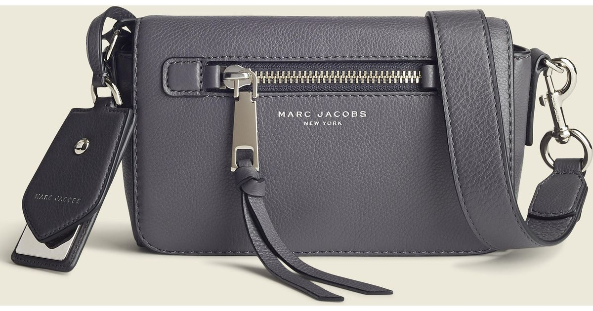enjoy best price best selection of release info on Marc Jacobs Multicolor Recruit Crossbody