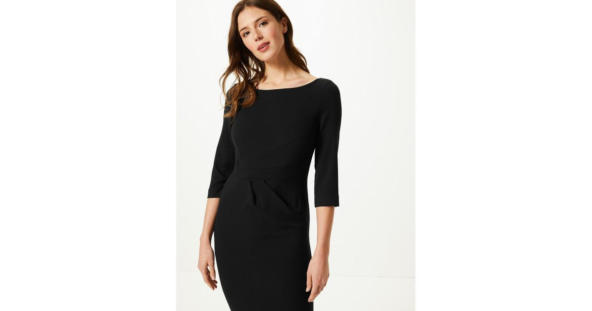 Marks and spencer bodycon dresses and handbags