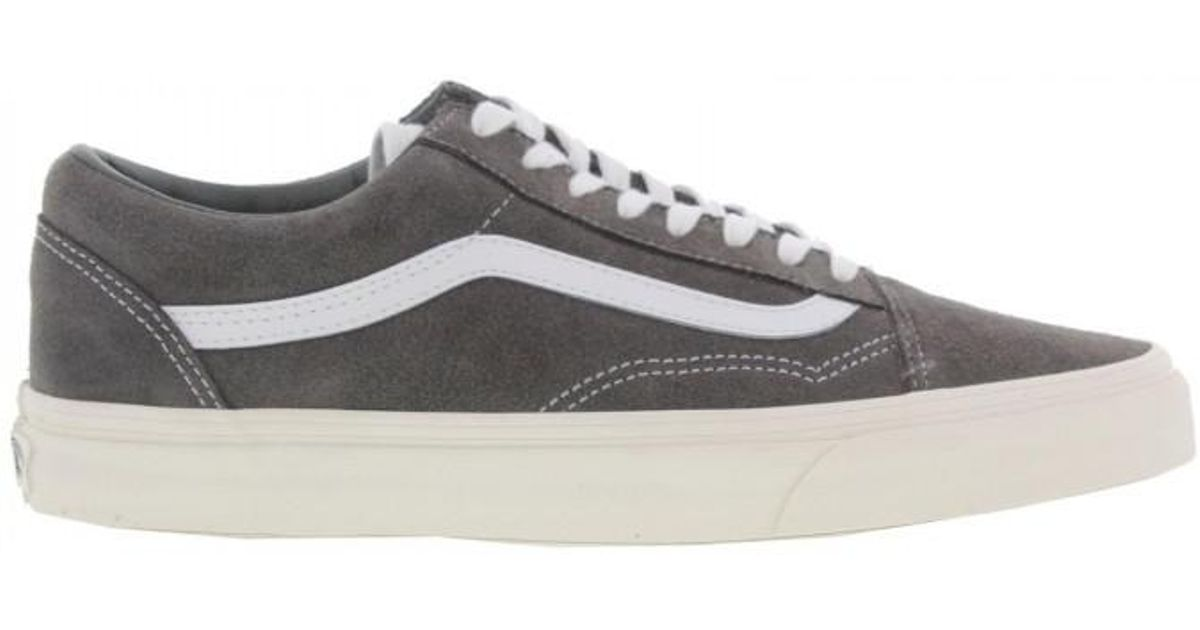 511727a81a Vans Old Skool Retro Sport Trainers in Gray for Men - Lyst