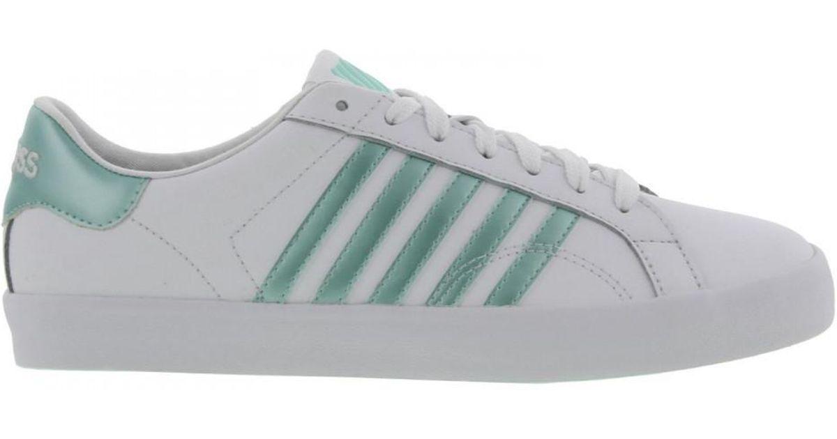 huge discount 79063 9e86f K-swiss - Multicolor K Swiss Belmont Classic Trainers Shoes - Lyst