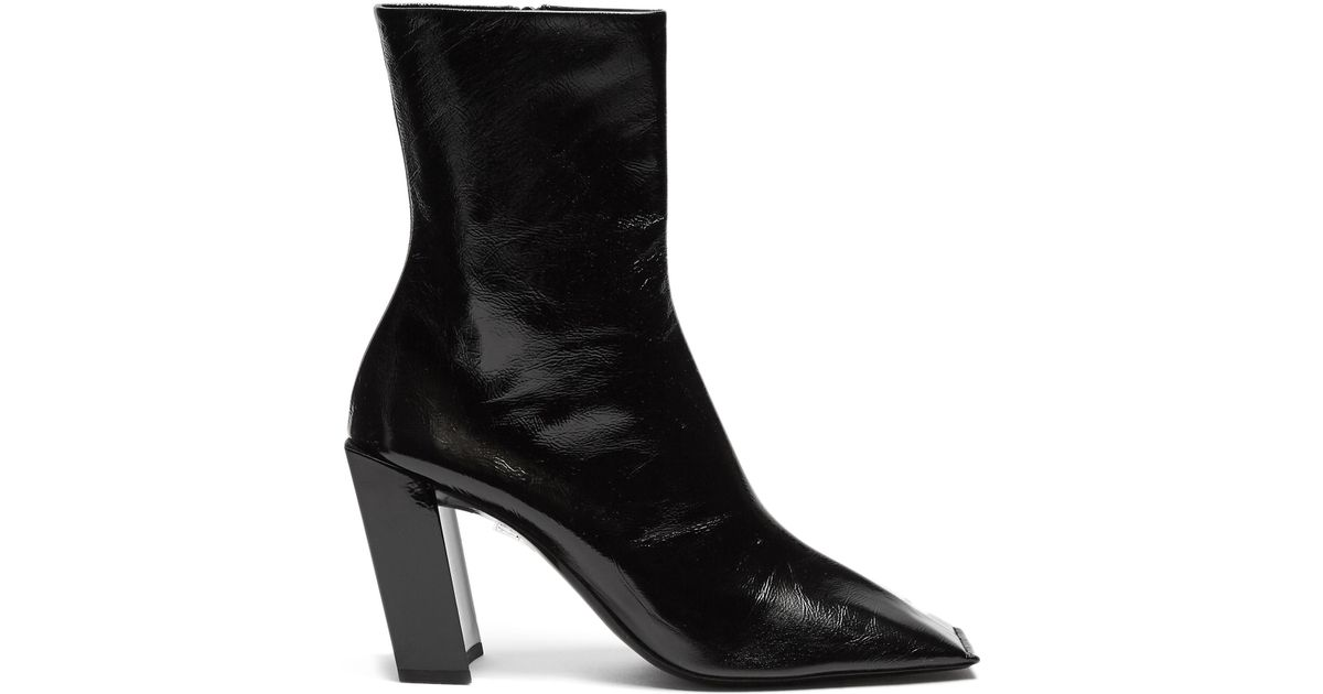 Maison Margiela White Nappa Nizip Boots sale largest supplier sale supply for sale cheap real buy cheap visit new OZBtTeAR