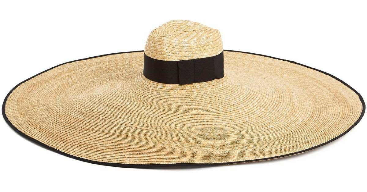 16656f3a46c9c Large Straw Hat - The Best Photos Of Hat