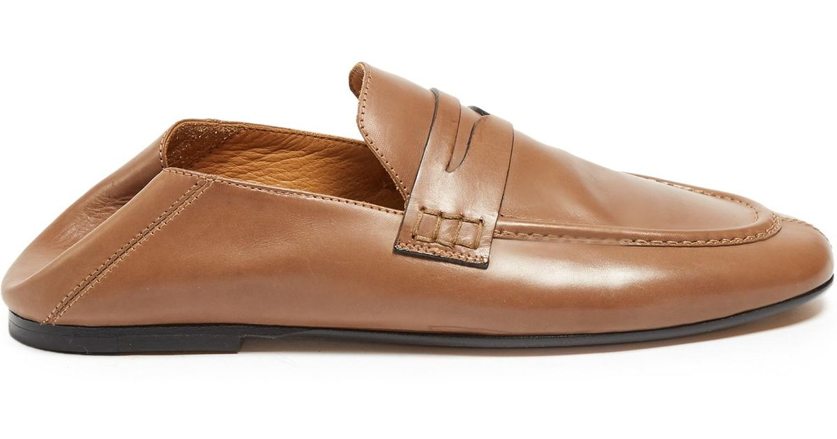 Isabel Marant Fanzel Loafers Outlet Cheapest Price w7HkLgS3R