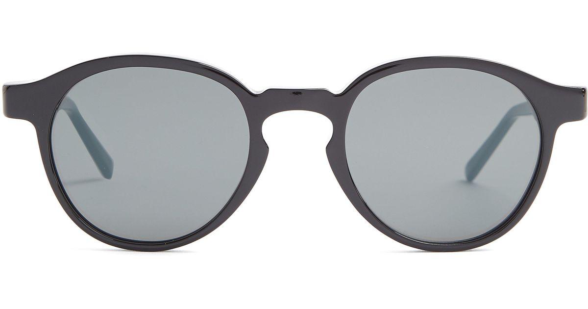 e7423ebf5af5 Retrosuperfuture The Iconic Series Acetate Sunglasses in Black for Men -  Lyst