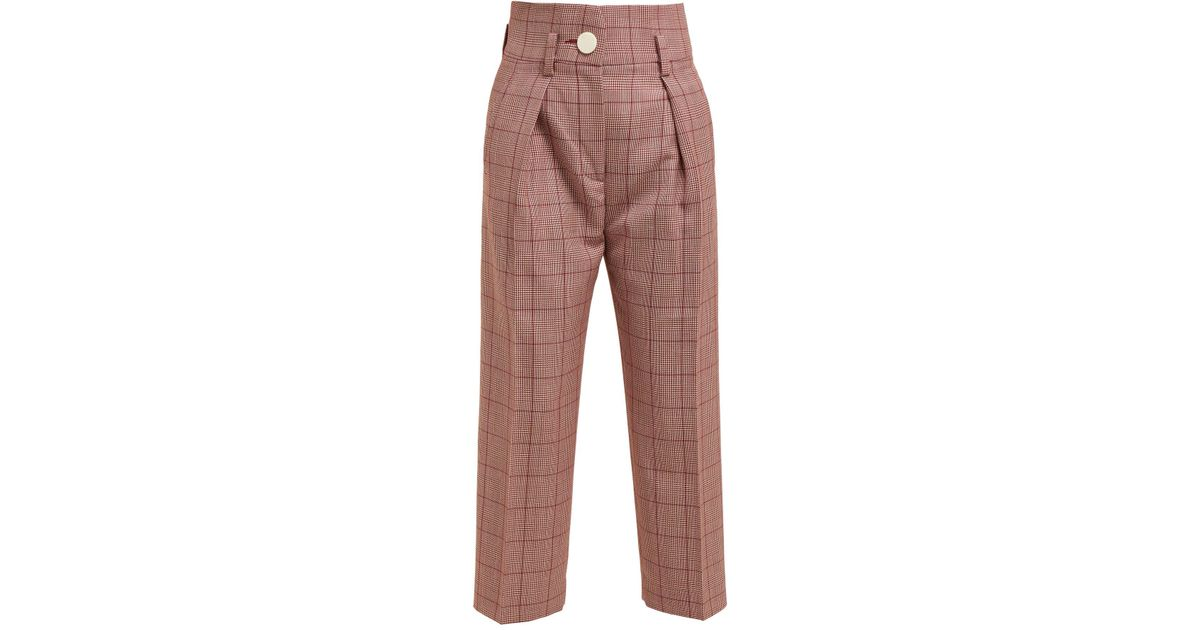 4dda72324fae petar-petrov-red-multi-Hasty-Prince-Of-Wales-Checked-Wool-Blend-Trousers.jpeg