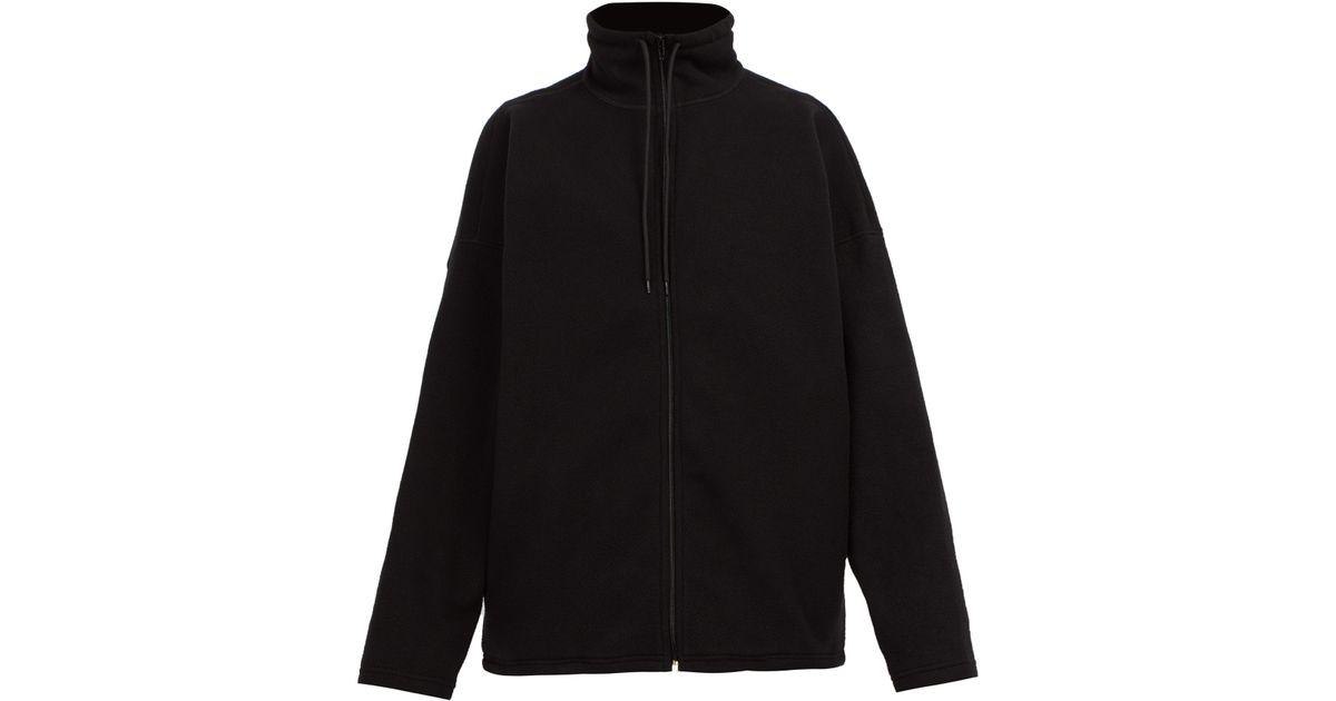 d7da7ae3 Balenciaga Lgbtq+ Flag Embroidered Zip Through Track Top in Black for Men -  Lyst