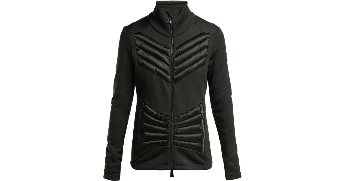 4800cef6e3 Toni Sailer Aira Quilted Ski Jacket in Green - Lyst