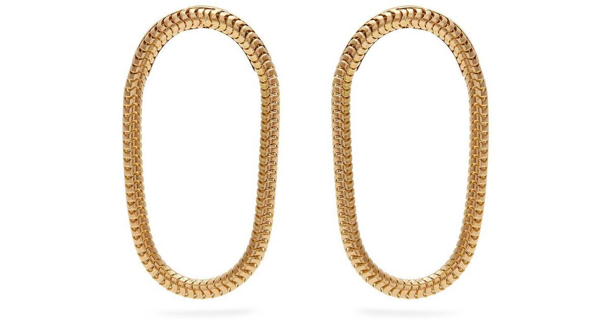 Fernando Jorge Yellow-gold Parallel earrings jwcrwr3