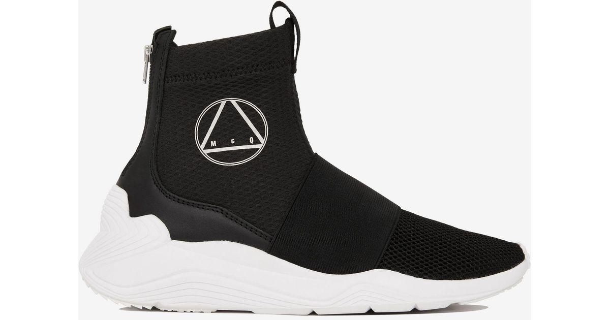 HIKARU - Sneaker high - black Mit Visum Günstig Online Bezahlen Ausverkauf Günstig Kaufen Angebot Verkauf Freies Verschiffen IxgYmSL3H
