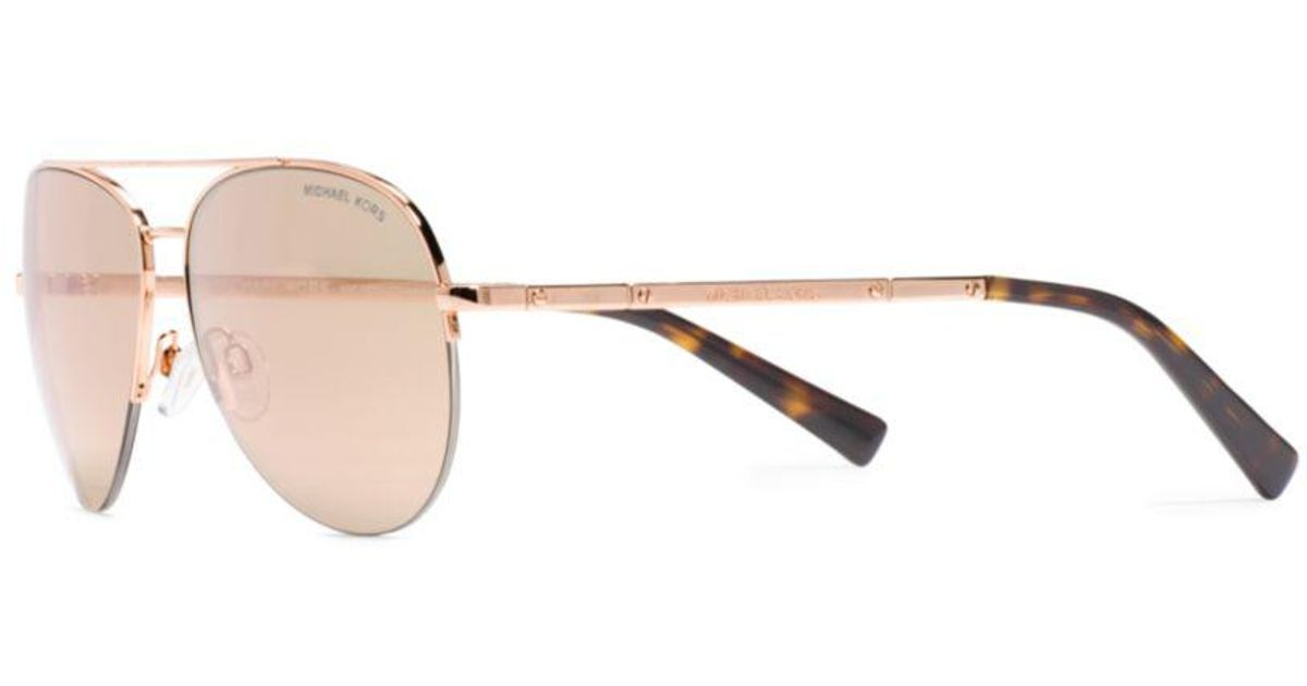 745a5576f2b Lyst - Michael Kors Gramercy Sunglasses in Pink