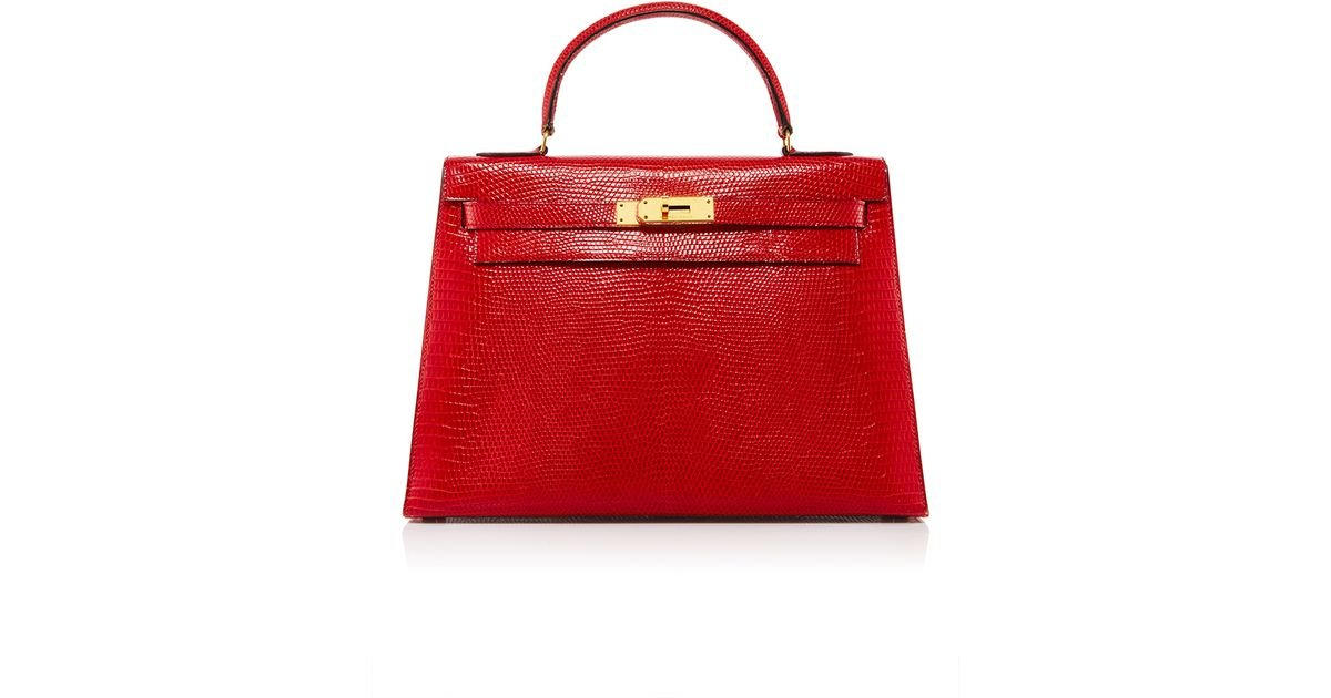 hermas bag  - Heritage auctions special collection Hermes 32cm Rouge Vif ...