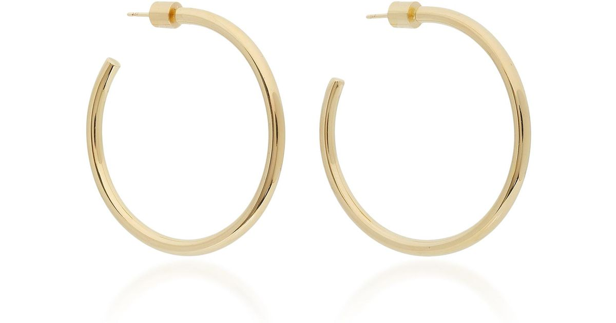 Unicorn Gold-plated Earrings - one size Jennifer Fisher VJfchLx