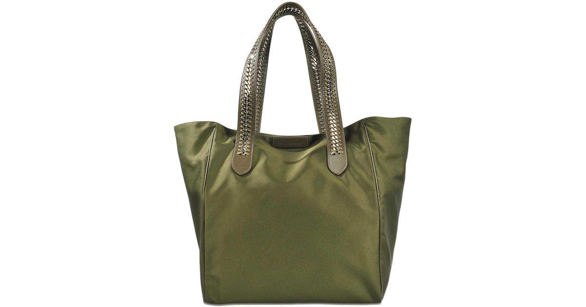 Stella McCartney Wicker Medium Shoulder Bag Falabella Go T6XIc