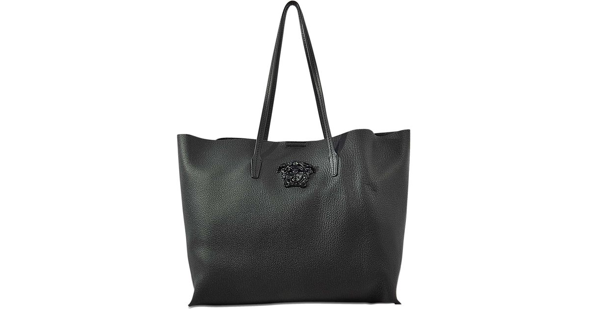 10b0e9c61d Lyst - Versace Vitello Tote Bag
