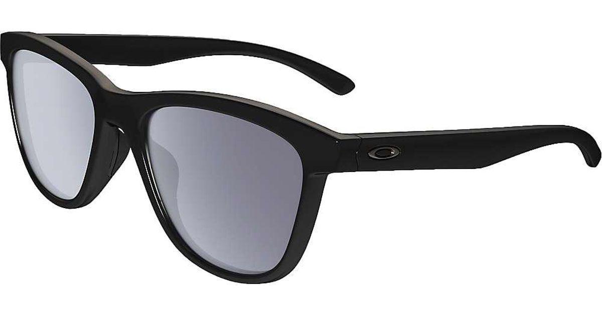 a26be078b8 Lyst - Oakley Moonlighter Sunglasses in Black