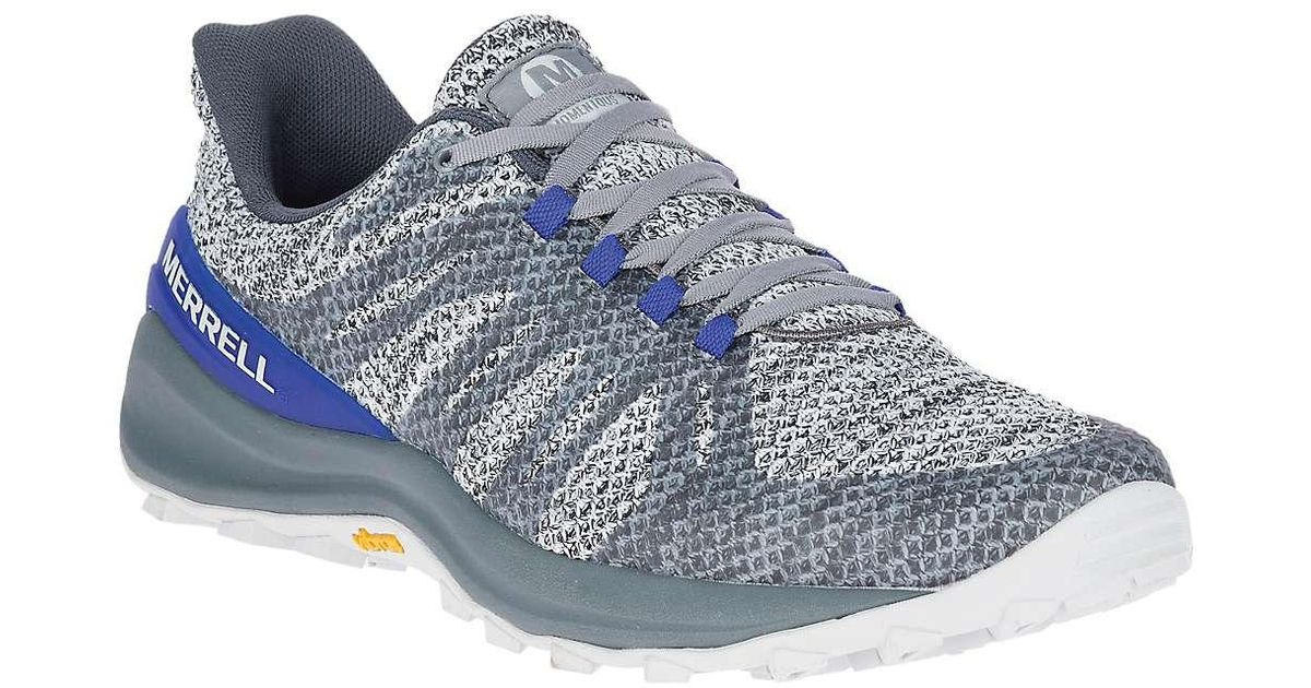 1f9c38ed33df Merrell Momentous Shoe in Blue for Men - Lyst