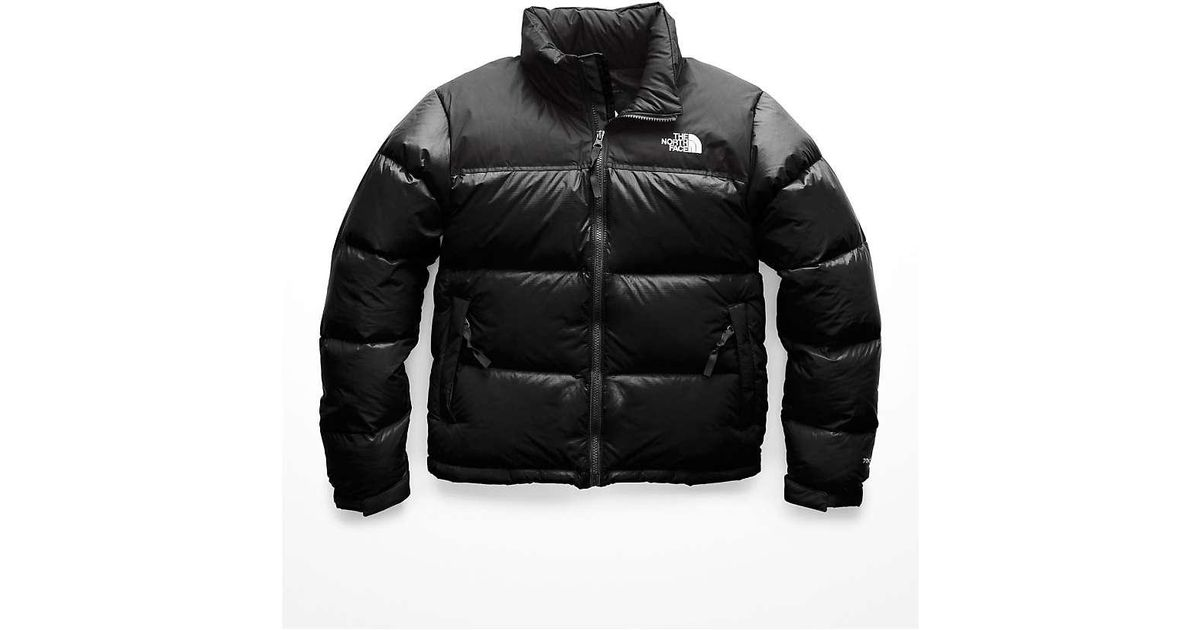 Lyst - The North Face 1996 Retro Nuptse Jacket in Black ed862931f