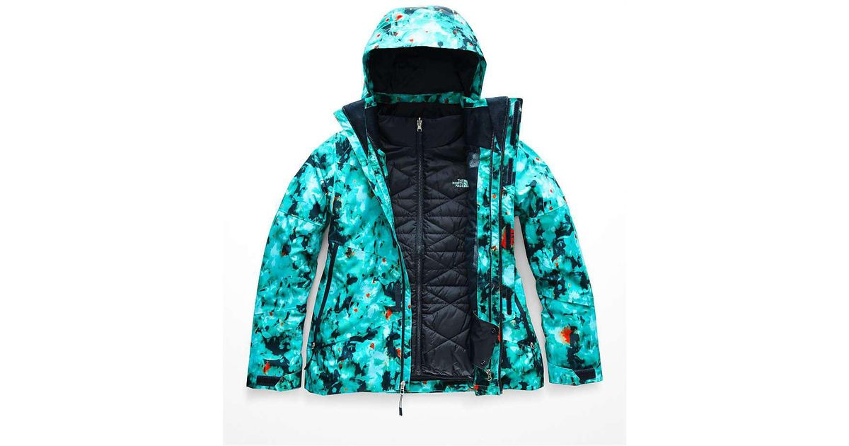05b578143 The North Face Blue Garner Triclimate Jacket