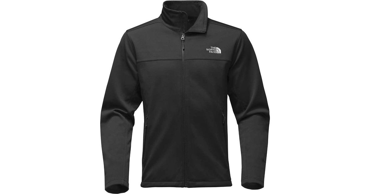 19ee309ebe1d Lyst - The North Face Apex Canyonwall Jacket in Black for Men