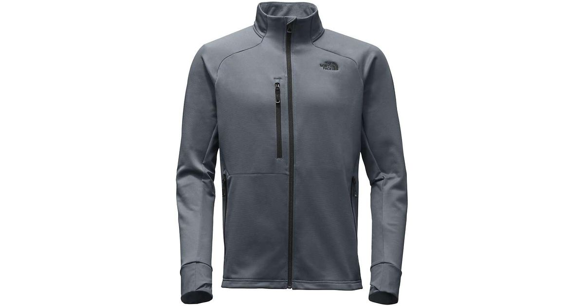 1572bc784184 Lyst - The North Face Powder Guide Midlayer Jacket in Gray for Men