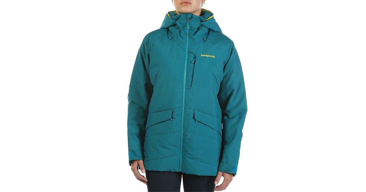 163f6b519a6 Patagonia Pipe Down Jacket in Blue - Lyst
