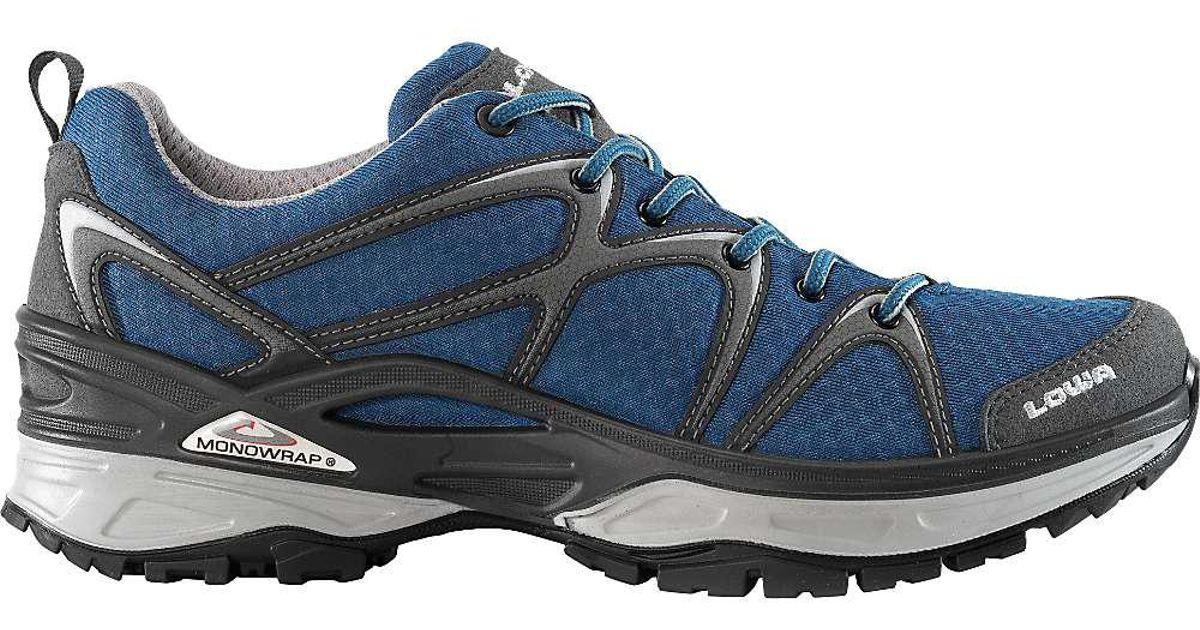 Lowa Innox GORE-TEX Lo TF Trail Shoe(Men's) -Black Wide Range Of Cheap Price Buy Cheap Cheap k4iaP6XJ