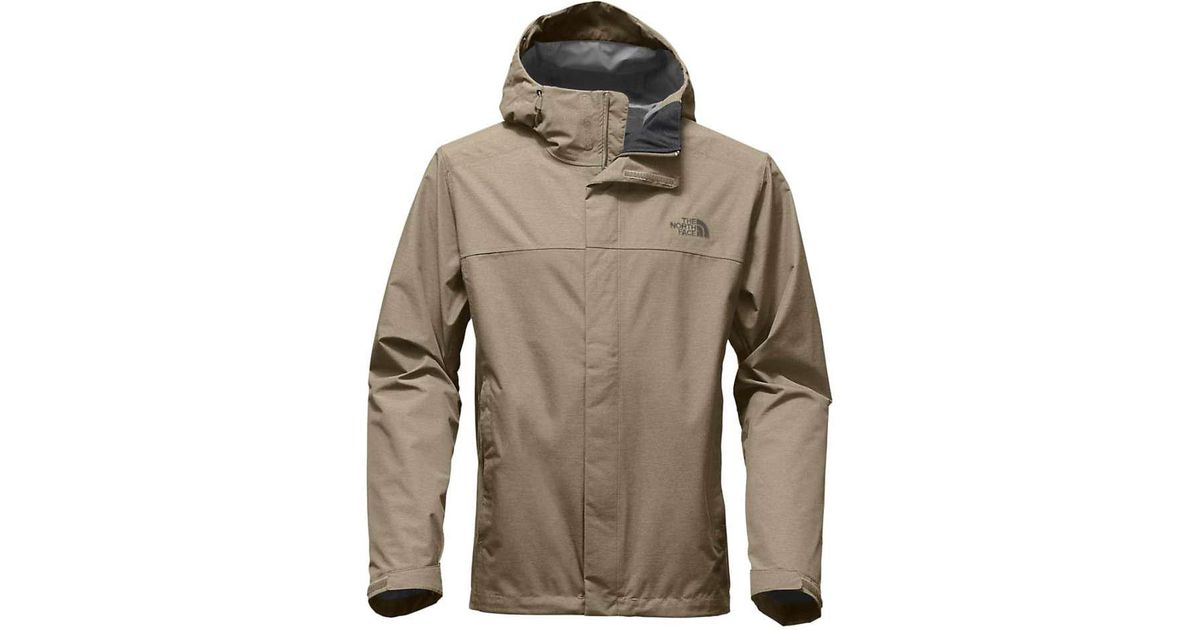 876b4a9d3a27 Lyst - The North Face Venture 2 Jacket in Natural for Men