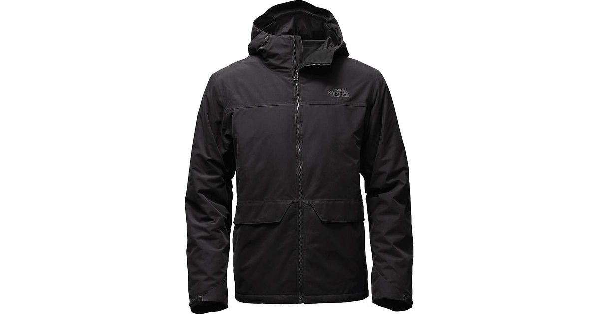 2379570a0b Lyst - The North Face Canyonlands Triclimate Jacket in Black for Men