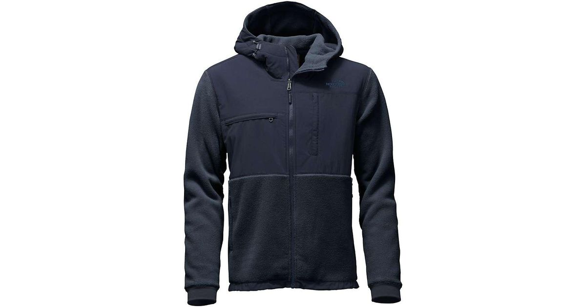 eff8699c7411 Lyst - The North Face Denali 2 Hoodie in Blue for Men