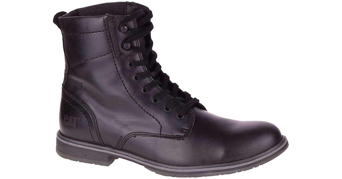 89af3cd7cad5b Lyst - Caterpillar Orson Ii Boot in Black for Men