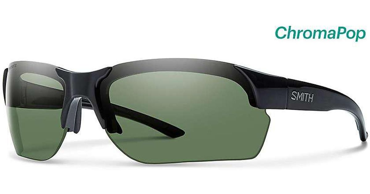 7767a85d402 Lyst - Smith Envoy Chromapop Polarized Sunglasses in Green for Men